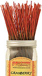 Wildberry Incense Sticks: Cranberry