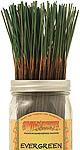 Wildberry Incense Sticks: Evergreen