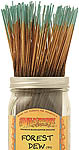 Wildberry Incense Sticks: Forest Dew