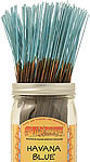 Wildberry Incense Sticks: Havana Blue