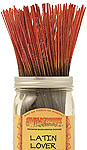 Wildberry Incense Sticks: Latin Lover