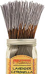 Wildberry Incense Sticks: LAVENDER Citronella