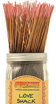 Wildberry Incense Sticks: Love Shack