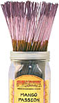Wildberry Incense Sticks: Mango Passion (NEW)