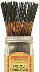 Wildberry Incense Sticks: Misty Mountain
