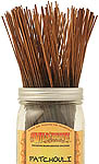 Wildberry Incense Sticks: Patchouli