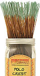 Wildberry Incense Sticks: Polo Crest