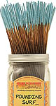 Wildberry Incense Sticks: Pounding Surf