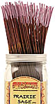 Wildberry Incense Sticks: Prairie Sage