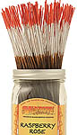 Wildberry Incense Sticks: Raspberry Rose