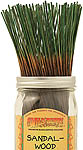 Wildberry Incense Sticks: Sandalwood