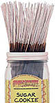 Wildberry Incense Sticks: Sugar Cookie (NEW)