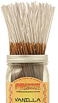 Wildberry Incense Sticks: Vanilla