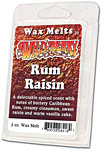 Wildberry Wax Melts: Rum Raisin