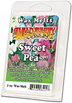 Wildberry Wax Melts: Sweet Pea