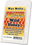 Wildberry Wax Melts: Wild Honey