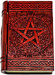 Polyresin Box: Pentagram Book