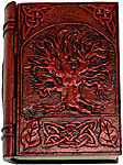 Polyresin Box: Tree of Life Book