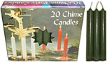 Chime Spell Candles: Green [Box of 20]