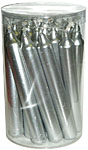 Chime Spell Candles: Silver [Box of 20]