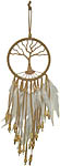 Dream Catcher: Tree of Life, tan, 12 inch (NEW)