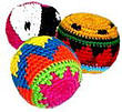 Deluxe Hacky Sacks, Assorted