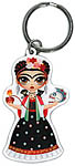 Keyring: Frida Kahlo (NEW)