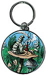 Keyring: Alice in Wonderland
