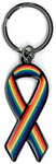 Keyring: Rainbow Pride Ribbon (NEW)