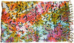 SARONG 44x72 inch: Florals