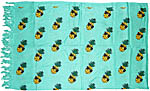 Sarong 44x72 inch: Pineapples (NEW)