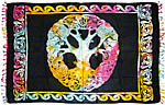 Sarong 44x72 inch: Mandala Tree of Life (NEW)