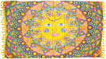 Sarong 44x72 inch: Multicolor Sun (NEW)