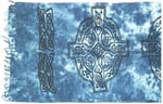 Mini Sarong 22x72 inch: Celtic Cross