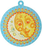 Color Sticker: LS Sun Moon Affection, 4.5 inch (NEW)