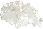 Crystal Quartz - Tumbled Stone 1 Lb