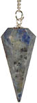 Pendulum: Sodalite Gemstone, 1-2 in (NEW)