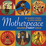 Tarot Deck: Motherpeace round cards (NEW)