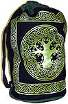 Cotton Backpack: Tree of Life