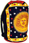 Cotton Backpack: Sun God