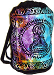 Cotton Backpack: Quan Yin