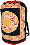 Cotton Backpack: Seven Chakras (NEW)