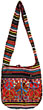 Purse: Peace embroidered, assorted colors