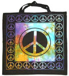 Tote Bag: Peace Sign