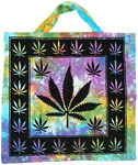 Tote Bag: Hemp Leaf