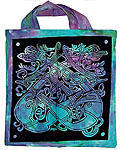 Tote Bag: Celtic Dragon