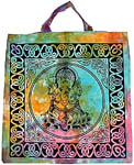 Tote Bag: Ganesh, the God of Luck