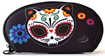 Wallet: Sugar Skull Cat (CLOSEOUT)