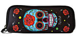 Wallet: Blue Sugar Skull