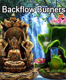 Backflow Burners